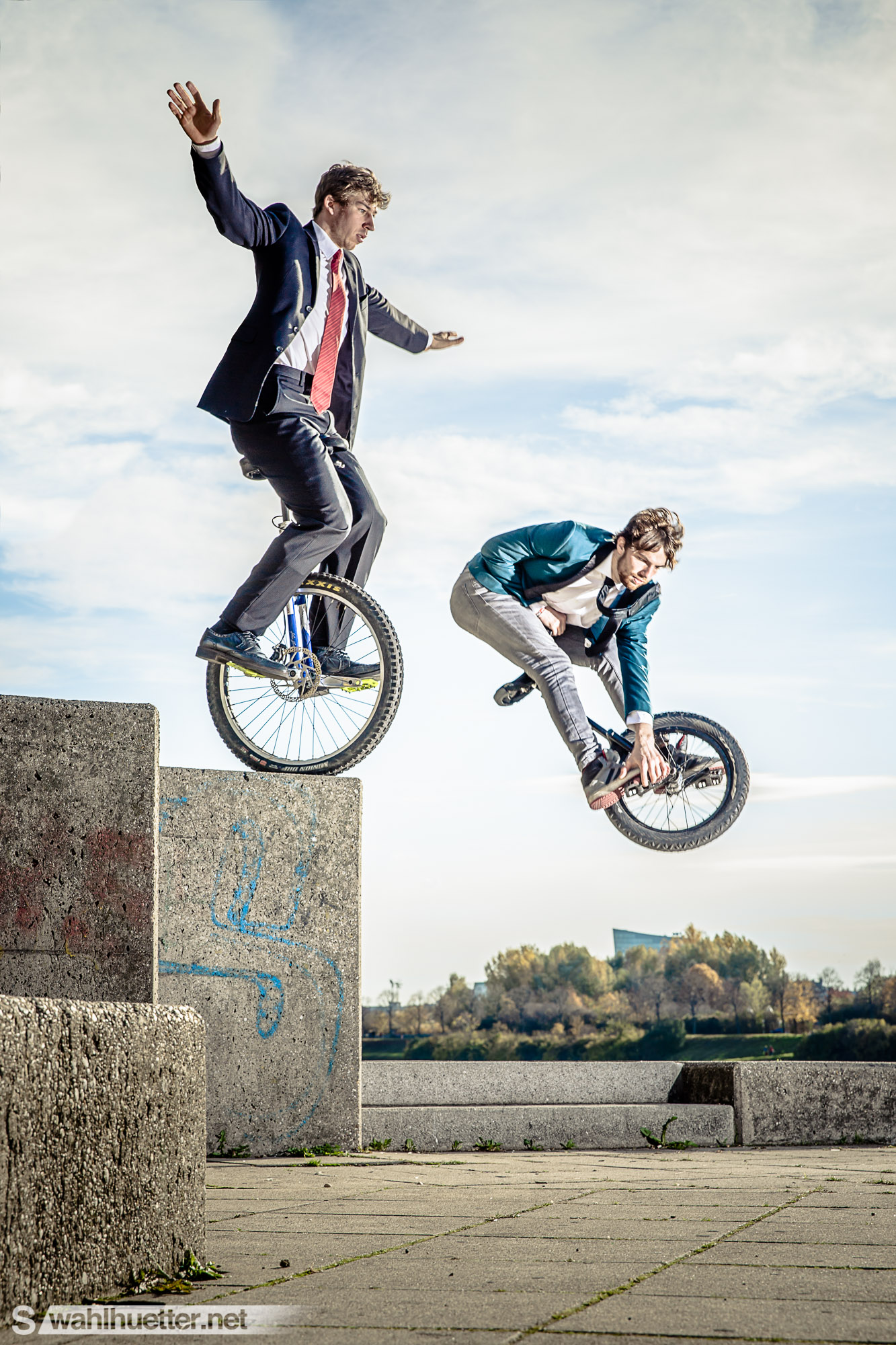 Wahlhuetter-Unicycle-