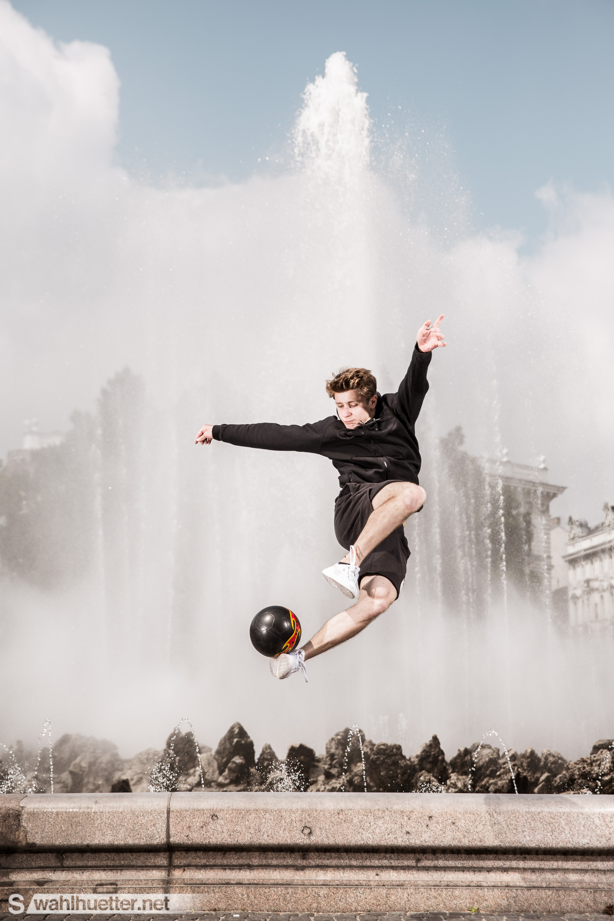 Freestyle Football Wahlhuetter